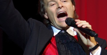 Pro tenor Rudy Giovannini