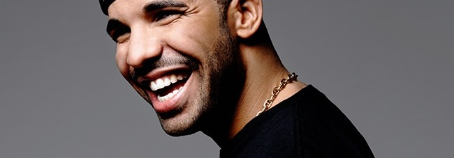 Singer Drake
