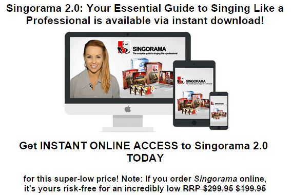 Sell Learn To Sing Harmony Online Free